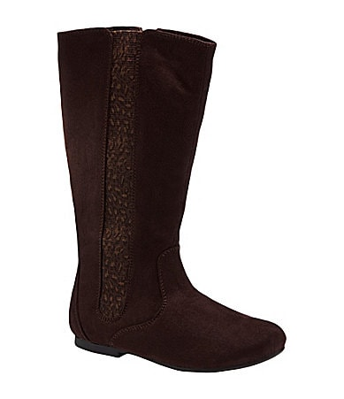 Jessica Simpson Girls Chandra Flat Boots