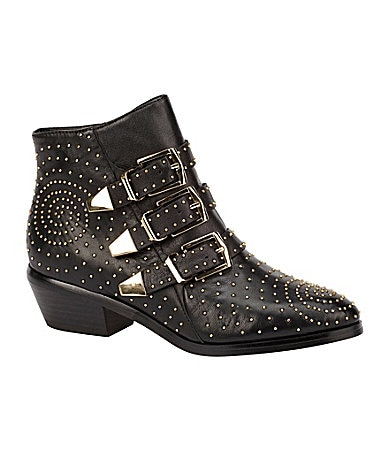 Steve Madden Madhouse Studded Booties