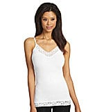 Modern Movement Seamless Camisole With Lace