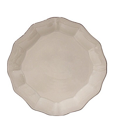 Grande Living Indico Tan Dinnerware $ 10.00