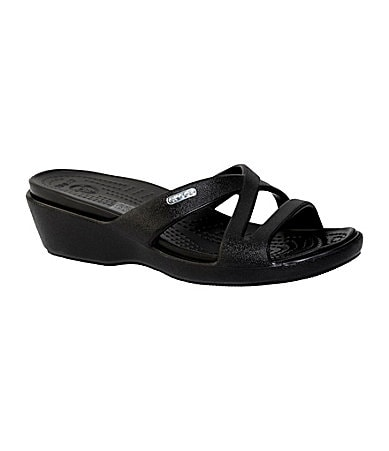 Crocs Women's Patricia II Wedge Sandals