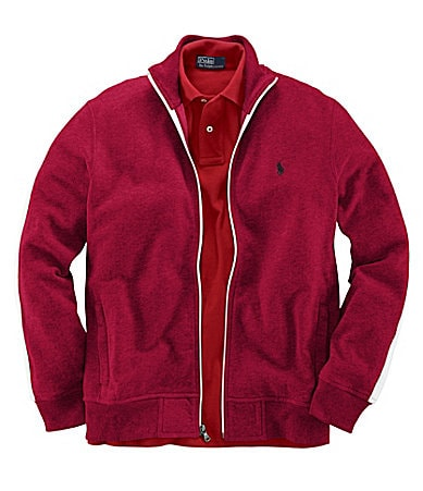 Polo Ralph Lauren Full-Zip Premier Fleece Track Jacket