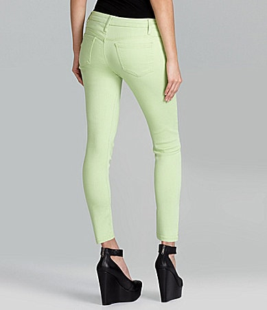 Copper Key Skinny Ankle Pants