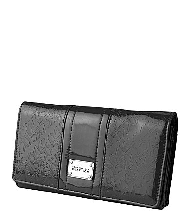 Kenneth Cole Reaction Flap Clutch