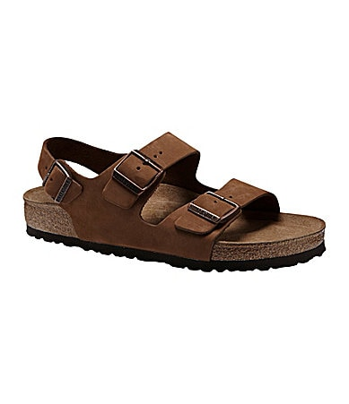 Birkenstock Men�s Milano Back-Strap Sandals