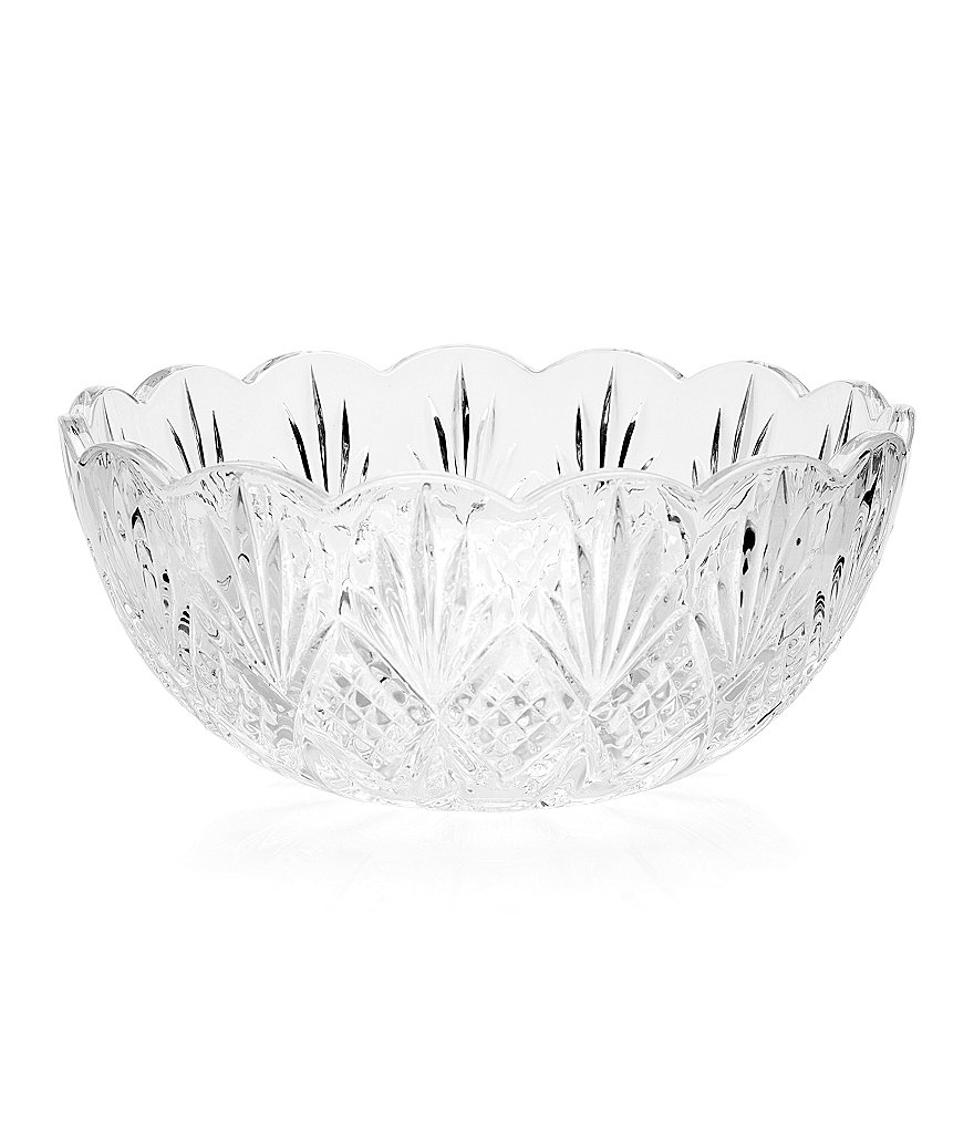 Godinger Dublin Crystal Serving Bowl