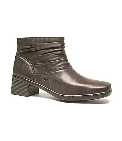 Josef Seibel Bella Leather Booties