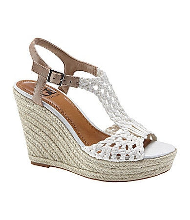 GB Gianni Bini Dream-On Wedges