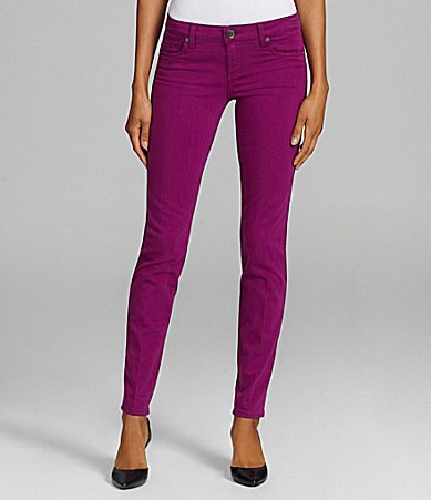 Kut From The Kloth Diana Colored Skinny Jeans