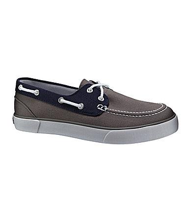 polo ralph lander canvas boat shoes dillards