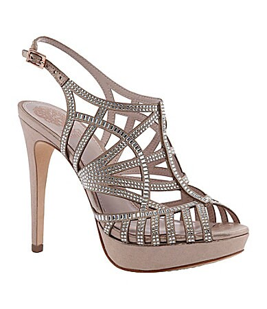 Vince Camuto Janene Jeweled Dress Sandals