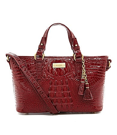 Brahmin Melbourne Collection Mini Asher Tote