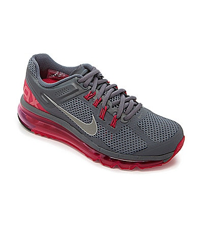 Nike Women�s Air Max+ 2013 Running Shoes