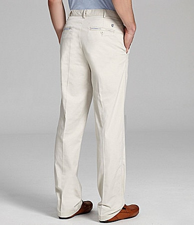 Daniel Cremieux Signature Madison Flat-Front Pants