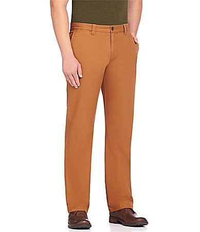 Dockers Broken-In Khaki Slim Straight Pants