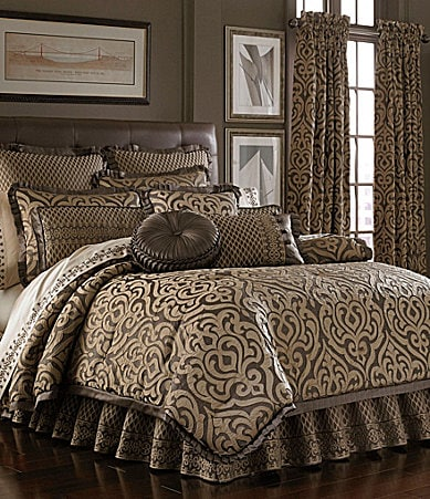 J. Queen New York Hermitage Mink Bedding Collection $ 330.00