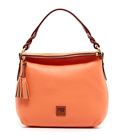 Dooney & Bourke Twist Strap Hobo Bag