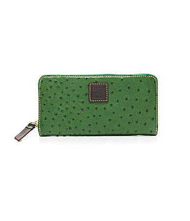 Dooney & Bourke Small Zip-Around Wallet