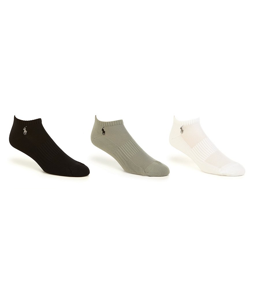 Polo Ralph Lauren Socks 3-Pack