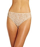 TC Fine Intimates Wonderful Edge Lace Hi-Cut Brief