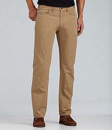 Dockers Elevated 5-Pocket Straight-Fit Pants