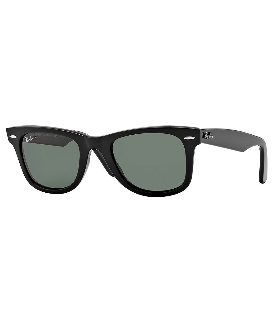 Ray-Ban Polarized Classic Wayfarer Sunglasses