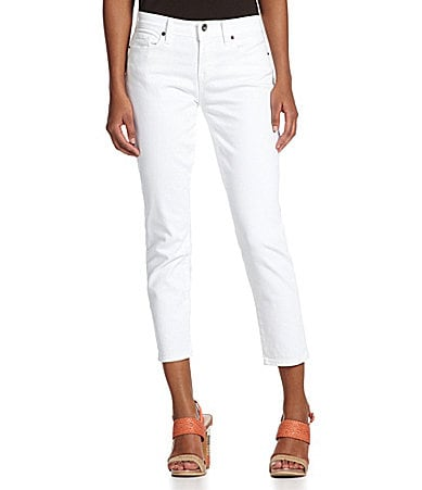 Lucky Brand Sofia Denim Capri Pants