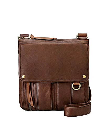 Fossil Morgan Traveler Cross-Body Bag