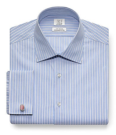 Ike Behar French-Cuff Dress Shirt