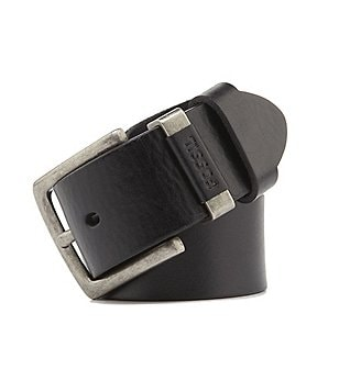 Fossil Jay Leather Belt