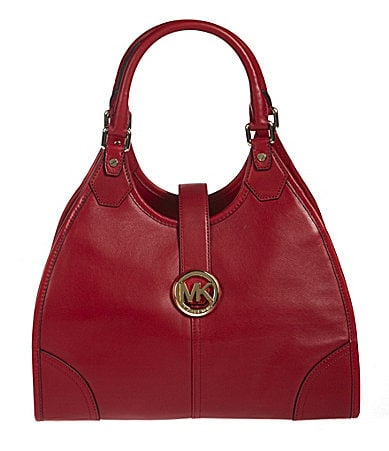 MICHAEL Michael Kors Hudson Large Shoulder Tote Bag