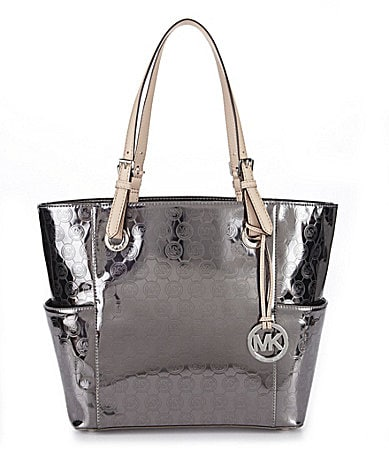 MICHAEL Michael Kors Jet Set Monogram East/West Tote Bag
