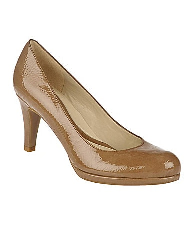 Naturalizer Lennox Patent Pumps