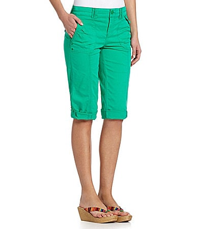 Blue Earth The Traveler Skimmer Capri  Pants