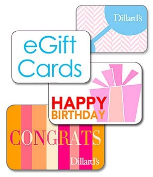 Dillard´s eGift Card