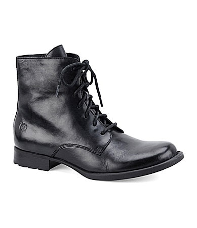 Born Orlene Lace-Up Boots
