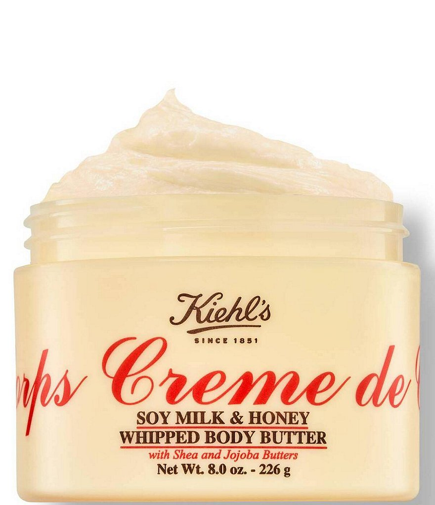 Kiehl´s Since 1851 Creme de Corps Soy Milk & Honey Whipped Body Butter