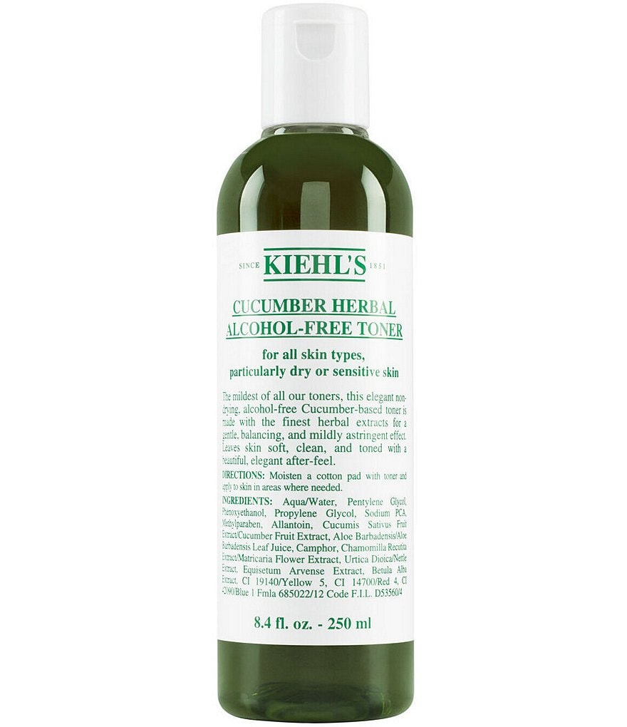 Kiehl´s Since 1851 Cucumber Herbal Alcohol-Free Toner