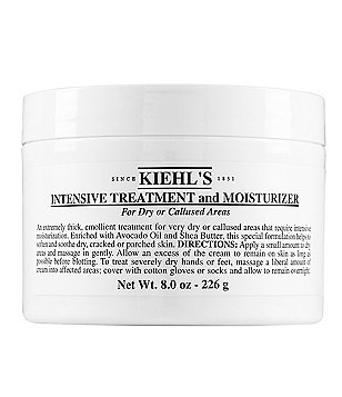 Kiehl's Since 1851 Intensive Treatment and Moisturizer for Dry or Callused Areas