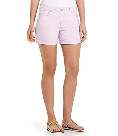 Liverpool Jeans Company Day Tripper Colored Denim Shorts