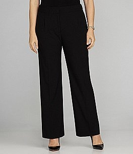 Tahari ASL Plus Trouser Pants Image