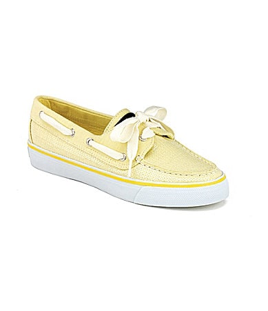 Sperry Top-Sider Bahama 2-Eye Sequin Boat Shoes