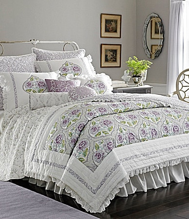 Dena Home French Lavender Bedding Collection | Dillards.