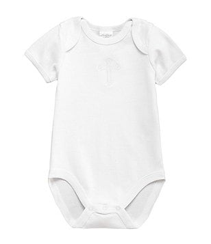 Starting Out Newborn Christening Bodysuit