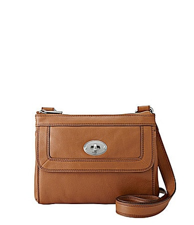 Fossil Marlow Top Zip Cross-Body Bag
