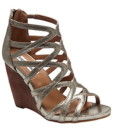 Steve Madden Tricklee Wedge Sandals