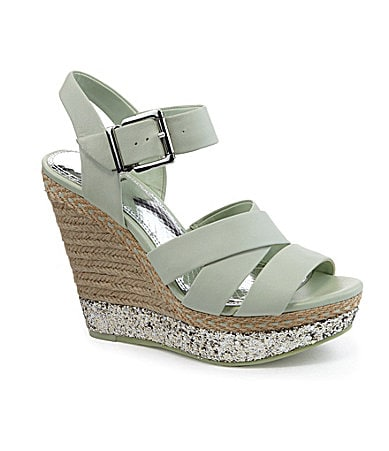 GB My-Vibe Wedge Sandals
