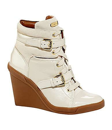 MICHAEL Michael Kors Skid Wedge Sneakers