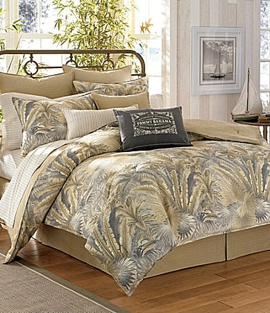 Tommy Bahama Bahamian Breeze Bedding Collection