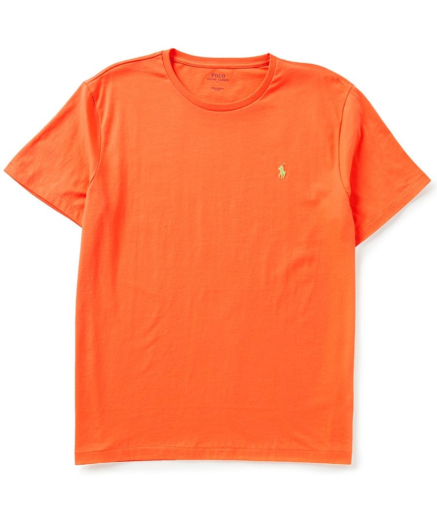 Polo Ralph Lauren Medium-Fit Short-Sleeve Crewneck Tee